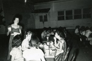 Spring Banquet at Billingsley High School 1959
